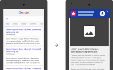 SEO google baneri