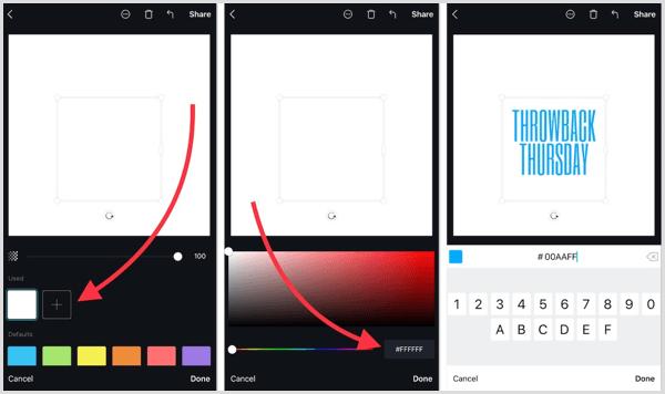 Najbolje mobilne aplikacije za kreiranje vizuala