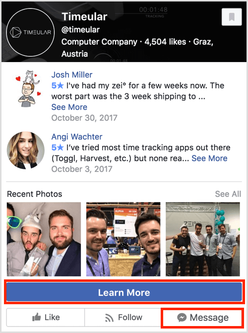 Kako da optimizujete Facebook Page Preview na News Feed-u?