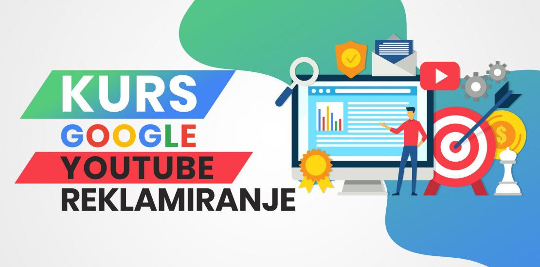 Google youtube reklamiranje kurs